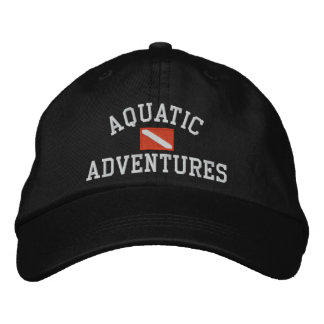 Aquatic Adventures Cap