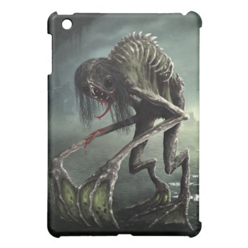 aquatic bloodsucker iPad mini covers