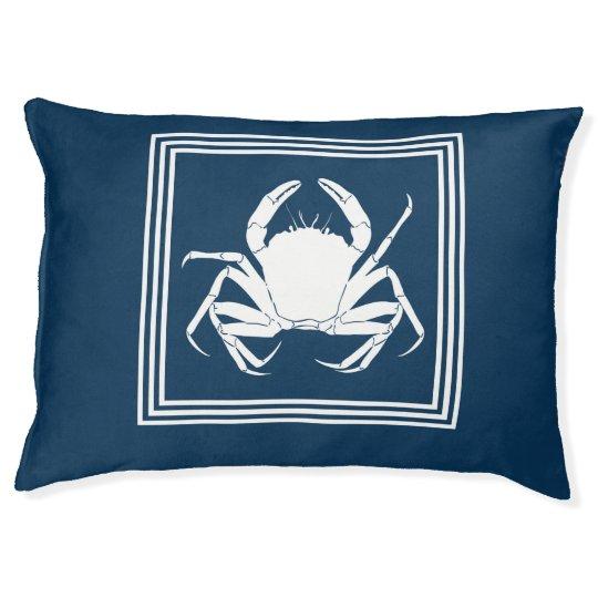 Aquatic design pet bed