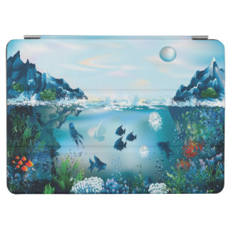 Aquatic Landscape iPad Air Cover