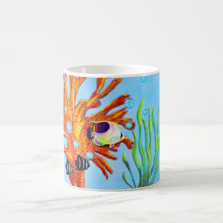 Aquatic Life Coffee Mug