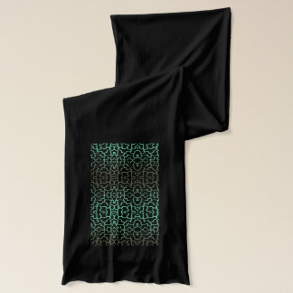 Aquatic Lines Scarf