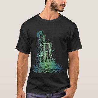 Aquatic Pirate Ship T-Shirt
