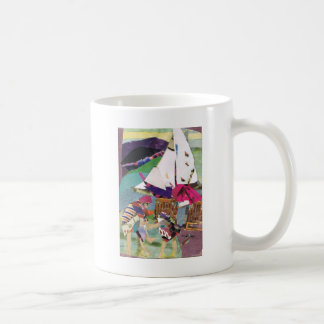Aquatic Play Coffee Mug