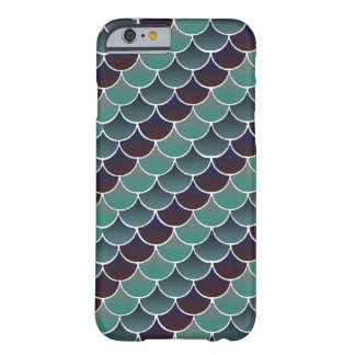 Aquatic Scales Barely There iPhone 6 Case