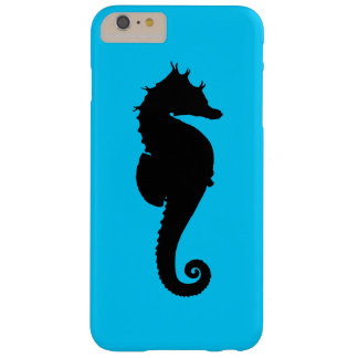 Aquatic Sea Horse Barely There iPhone 6 Plus Case