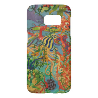 Aquatic Setting Samsung Galaxy S7 Case