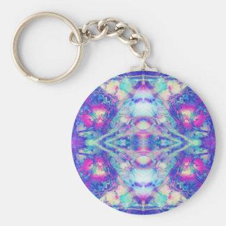 Aquatic Splendor Keychain