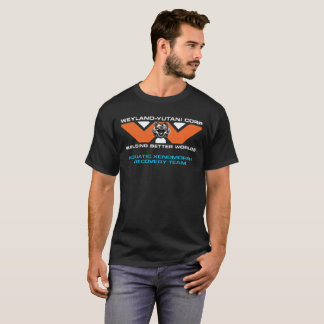 Aquatic xenomorph recovery team T-Shirt