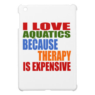 Aquatics Designs iPad Mini Cases