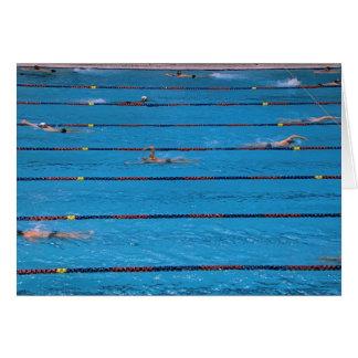 Aquatics Greeting Card