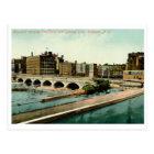 Aqueduct, Rochester, NY Vintage Postcard