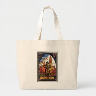 Aquileia Jumbo Tote Bag