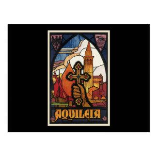 Aquileia Postcard