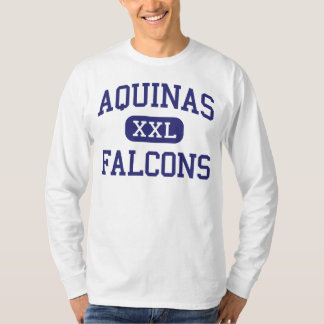 Aquinas - Falcons - High - San Bernardino T-Shirt