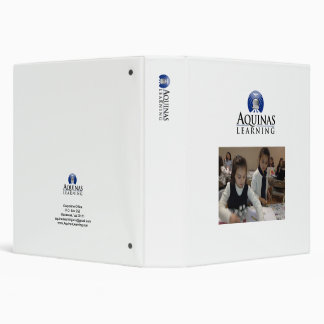Aquinas Learning Binder