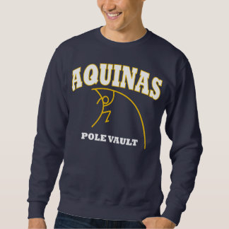 Aquinas Pole Vault - Girl Sweatshirt