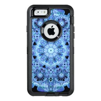 Aquis Mandala OtterBox Defender iPhone Case
