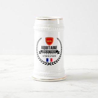Aquitaine Beer Stein