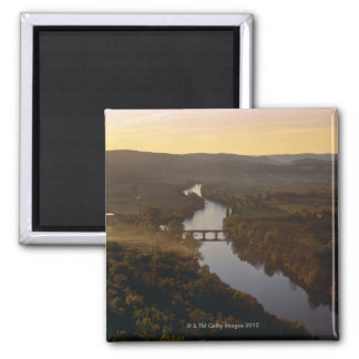 Aquitaine, Dordogne, Europe, France, River Magnet