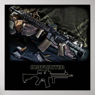 AR15 Poster