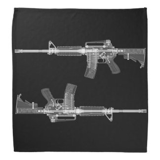 AR-15 bandana