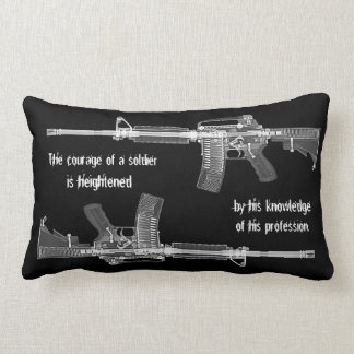 AR-15 Pillow