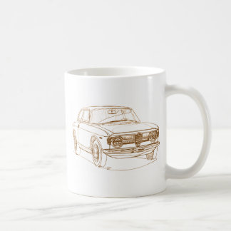 AR Giulia GT1300 Junior 1966 Coffee Mug