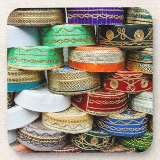 Arab Caps At Market Coaster