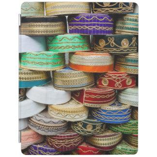 Arab Caps At Market iPad Cover