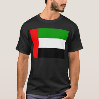 Arab Emirates Flag T-Shirt
