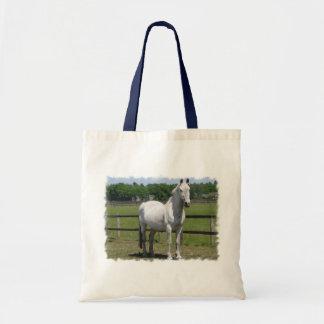 Arab Horse Tote Bag
