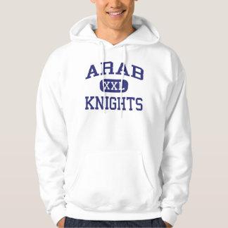 Arab - Knights - Junior High School - Arab Alabama Hooded Sweatshirts
