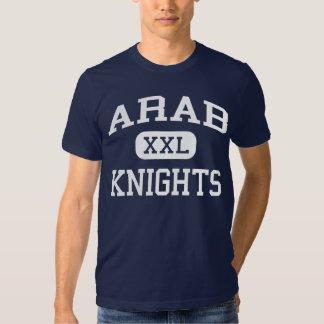 Arab - Knights - Junior High School - Arab Alabama T Shirts
