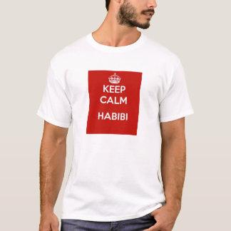 Arab middle east habibi T shirts