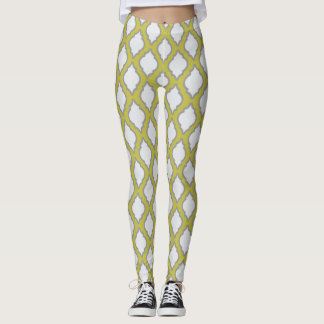 Arab Style Pattern Leggings