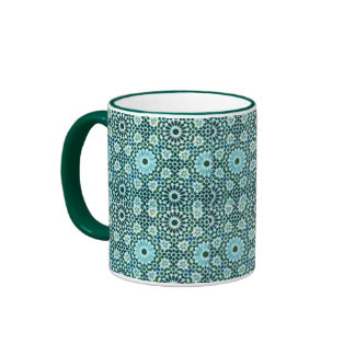 Arab* Tiles Design Mug #2