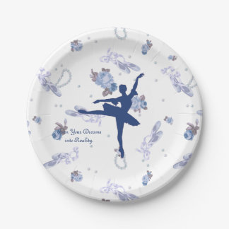 arabesque 7 inch paper plate