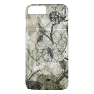 Arabesque Butterflies II iPhone 8 Plus/7 Plus Case
