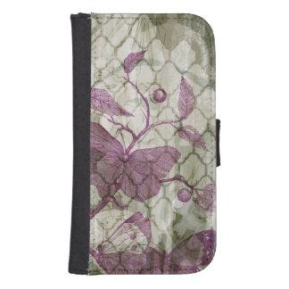 Arabesque Butterflies III Phone Wallet
