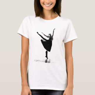 Arabesque Dancer Dances T-Shirt