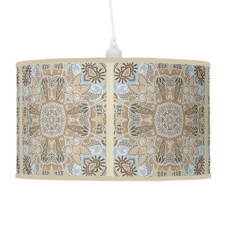 Arabesque Hanging Abajur Colors You graze Hanging Lamps