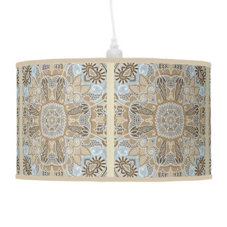Arabesque Hanging Abajur Colors You graze Pendant Lamp