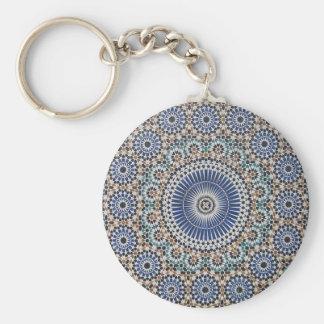 Arabesque Keychain