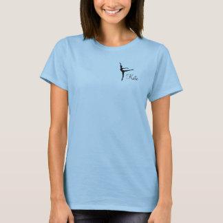 Arabesque Light T-shirt with Name