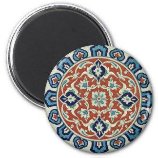 Arabesque Medallion Magnet