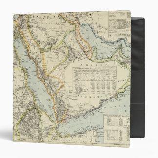 Arabia, Egypt, Nubia, Abyssinia 2 Binders