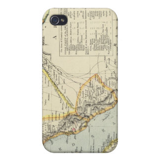 Arabia, Egypt, Nubia, Abyssinia 2 Case For iPhone 4