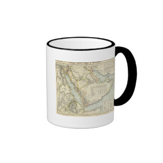 Arabia, Egypt, Nubia, Abyssinia 2 Coffee Mugs