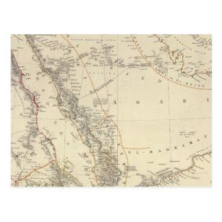 Arabia, Egypt, Nubia, Abyssinia Postcard